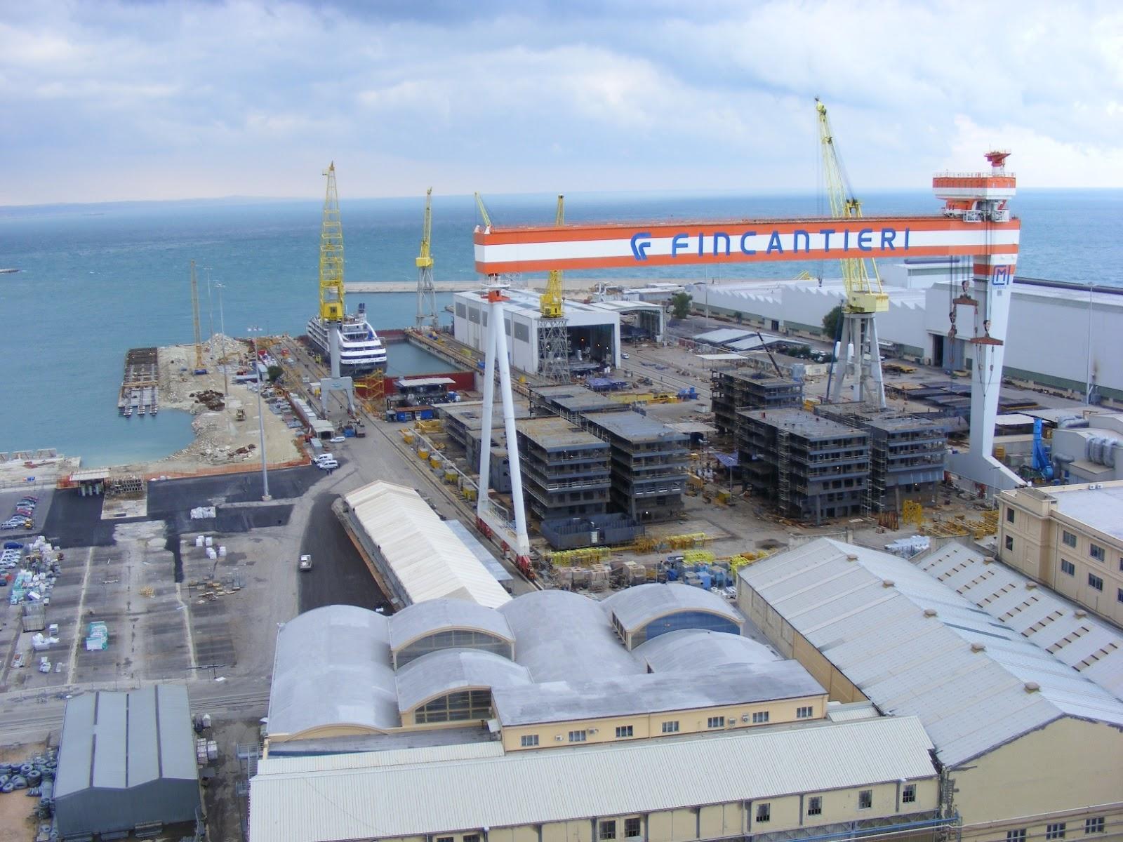 Fincantieri MARGHERA SHIPYARD