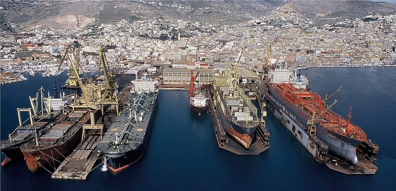 NEORION SYROS SHIPYARDS