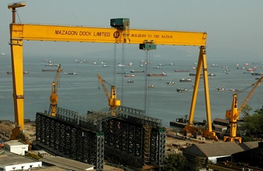 MAZAGON DOCK SHIPBUILDERS LTD