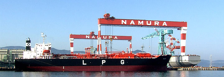 NAMURA SHIPBUILDING CO LTD