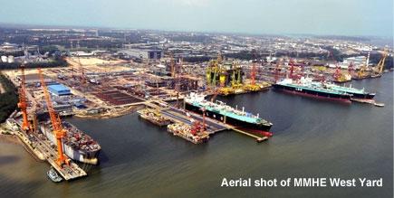 MALAYSIA MARINE & HEAVY ENGINEERING SDN BHD