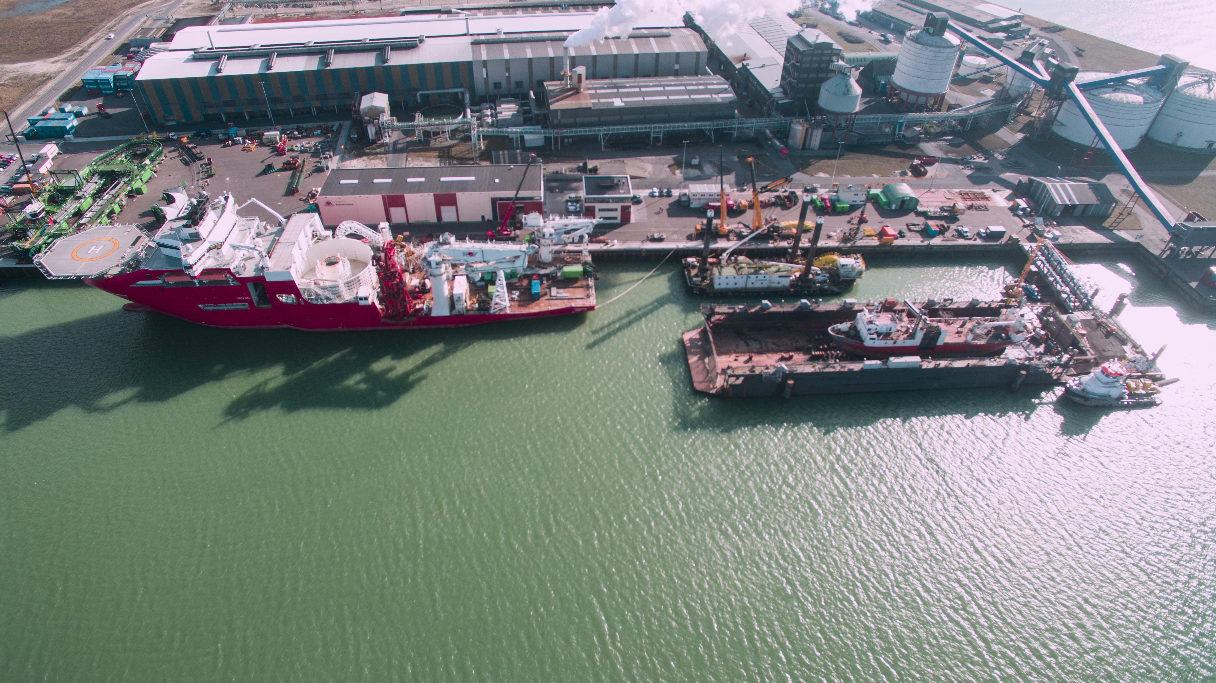 SHIPYARD REIMERSWAAL