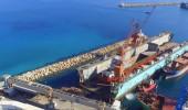 SHIPYARD FAMAGUSTA CYPRUS