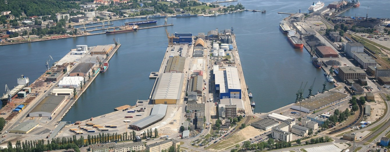 DAMEN SHIPYARDS GDYNIA