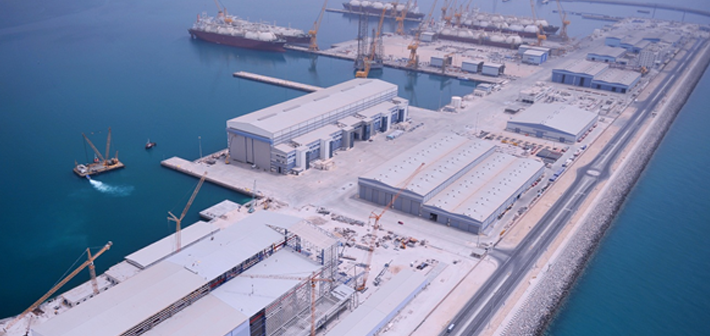 NAKILAT DAMEN SHIPYARDS QATAR