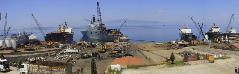 LEYAL-DEMTAS SHIP DISMANTLING AND RECYCLING