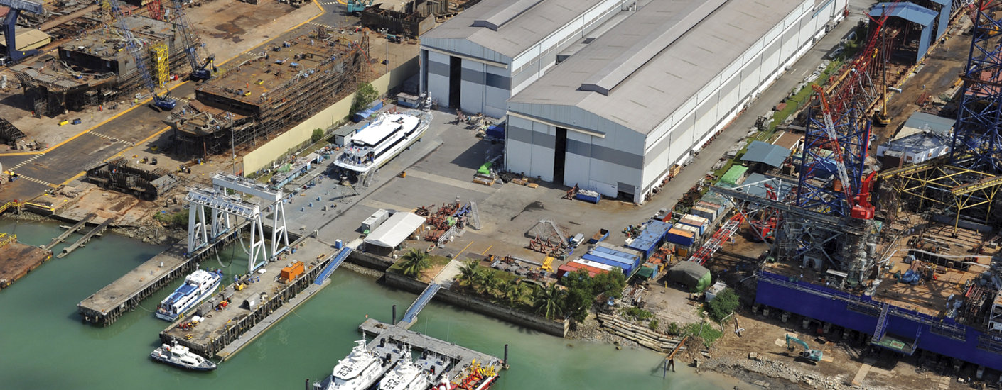 DAMEN SHIPYARDS SINGAPORE