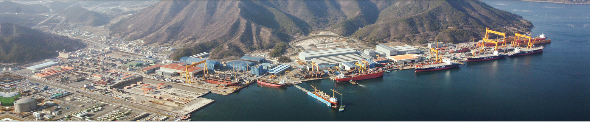 SUNGDONG SHIPBUILDING & MARINE ENGINEERING CO