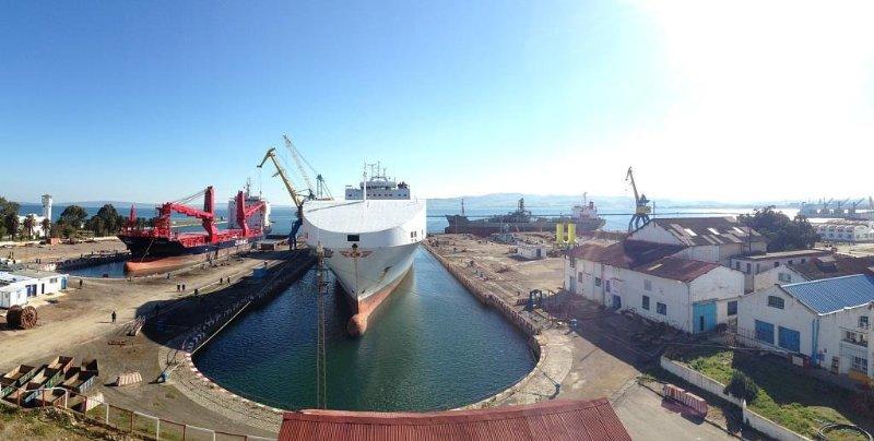 CMR TUNISIE (TUNISIA SHIP REPAIRS)