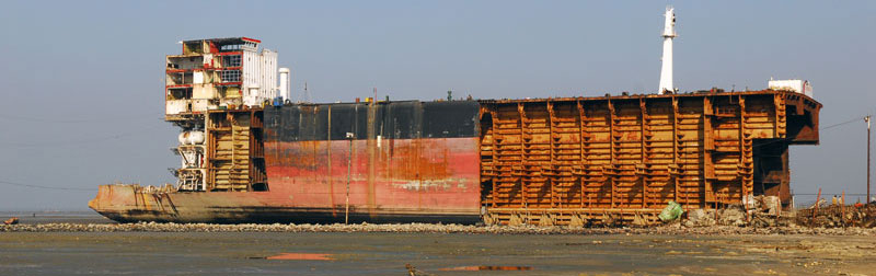 GADANI SHIP BREAKING
