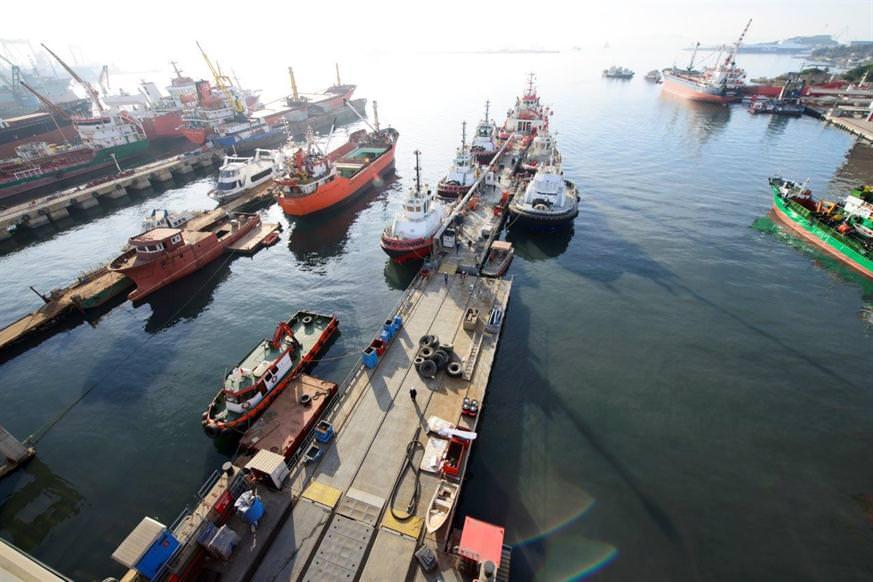 SANMAR SHIPYARD TUZLA