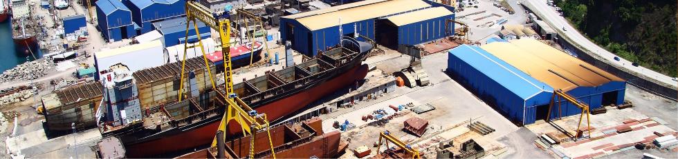 USTAOGLU YACHT&SHIP BUILDING INDUSTRY INC.