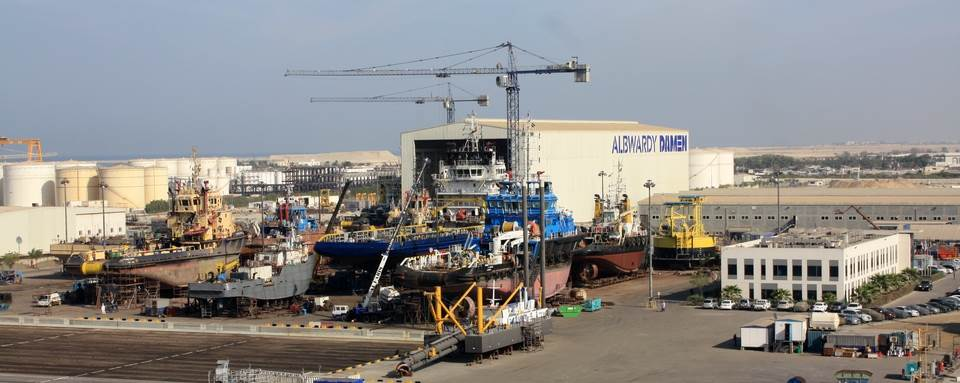 ALBWARDY MARINE ENGINEERING DUBAI