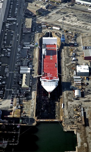 NORTHEAST SHIP REPAIR BOSTON