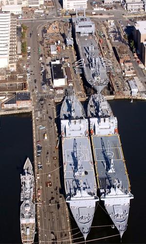 NORTHEAST SHIP REPAIR