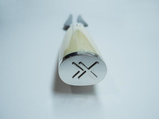 fork silver embellishment logo