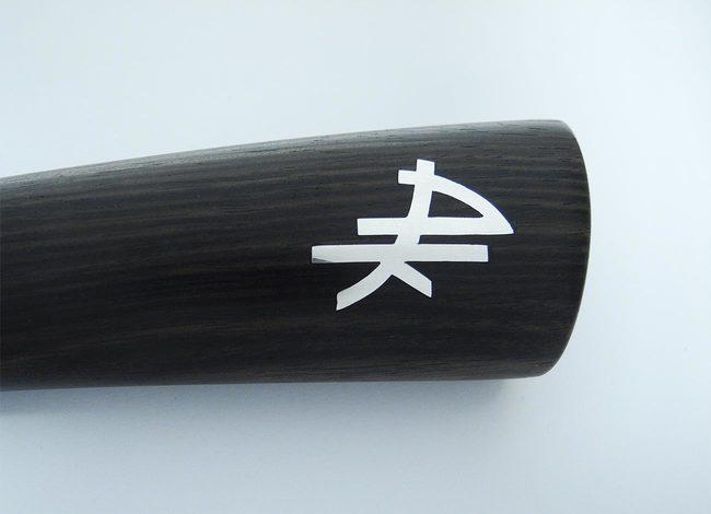 noz inicialka na.rocaju srebro
