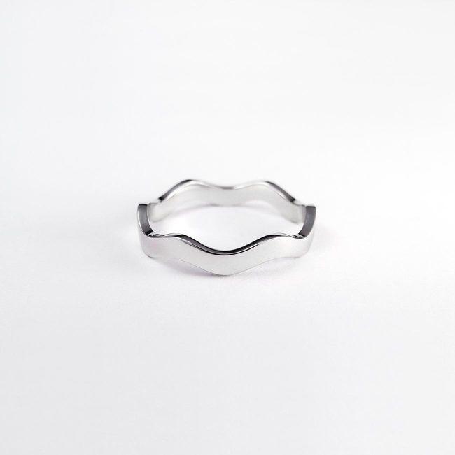 poročni prstna vijuga