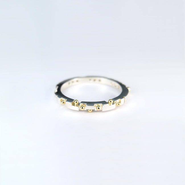poročni prstan bunkice