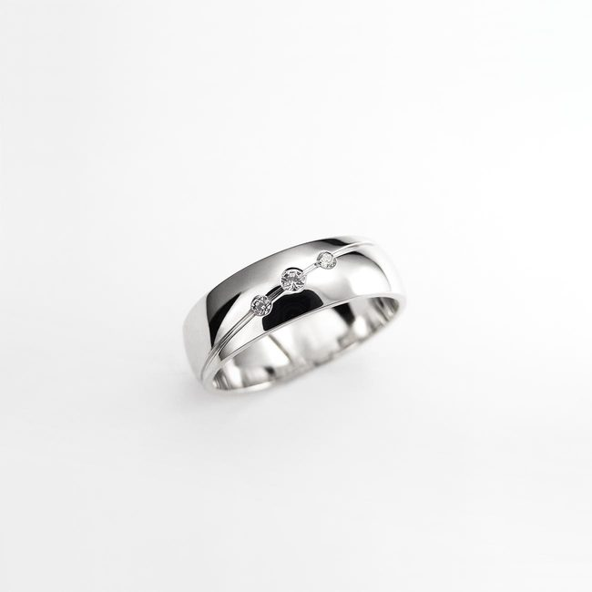 orocna prstana vijuga diamanti