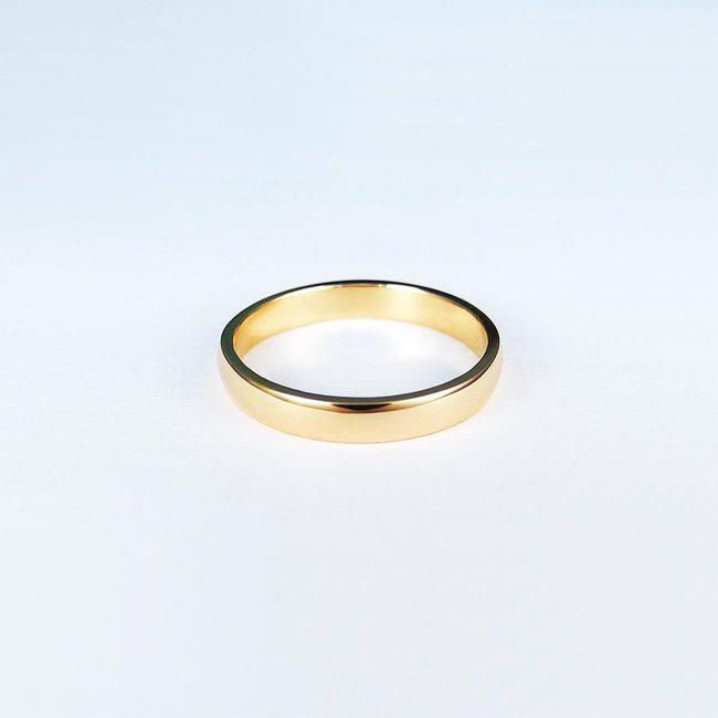 poročni prstani roza zlato