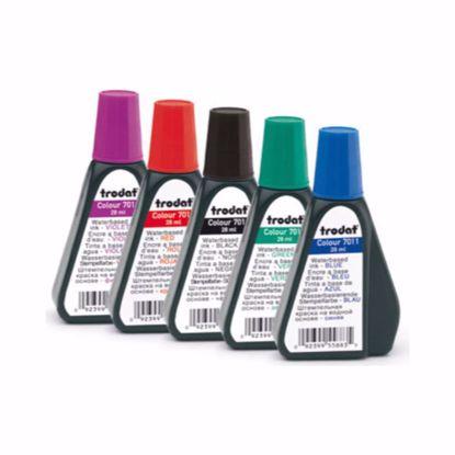Bild von Bürostempelfarbe klassisch (801 - 25ml)