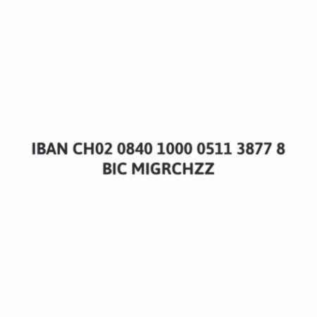 Bild für Kategorie IBAN Stempel