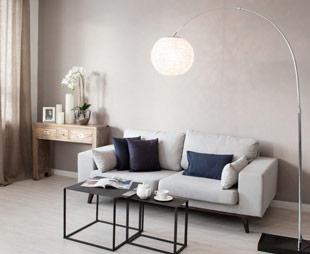 Fesselnd Moderne Deko Baut Vor Allem Auf Zwei Faktoren Auf: Materialien Und Farben.  Nur Wenn Diese Beiden Faktoren Entsprechend Des Modernen Stils Sind, ...