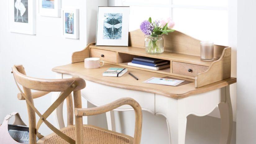 schreibtische der richtige arbeitstisch f r ihr b ro westwing. Black Bedroom Furniture Sets. Home Design Ideas
