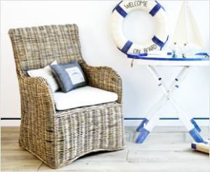 Rattanmöbel wohnzimmer  Rattanmöbel: Jetzt bis zu 70% reduziert | WESTWING
