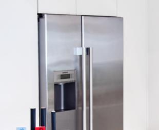 Einbauschrank Für Side By Side Kühlschrank : Kühlschrank rabatte bis zu westwing