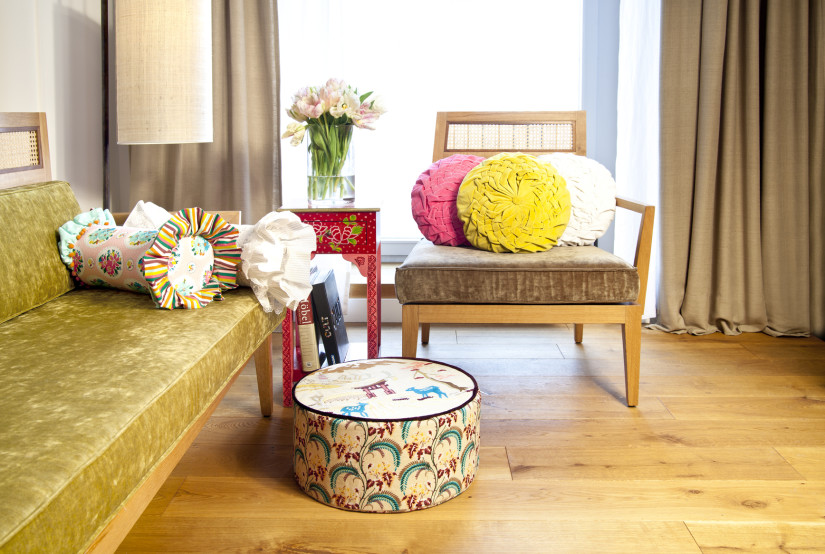 Vintage Sofa Samt