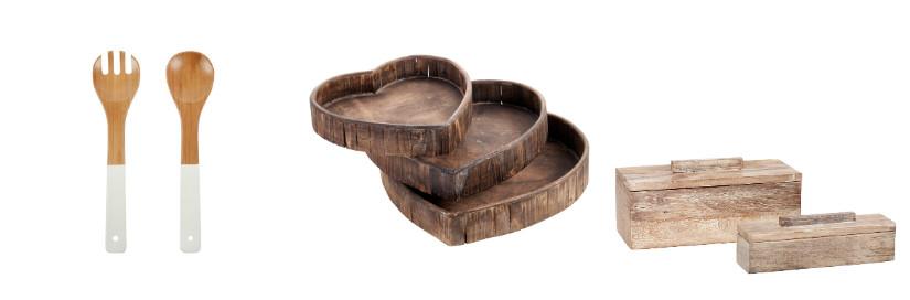 Holz für mediterranes Wohnen
