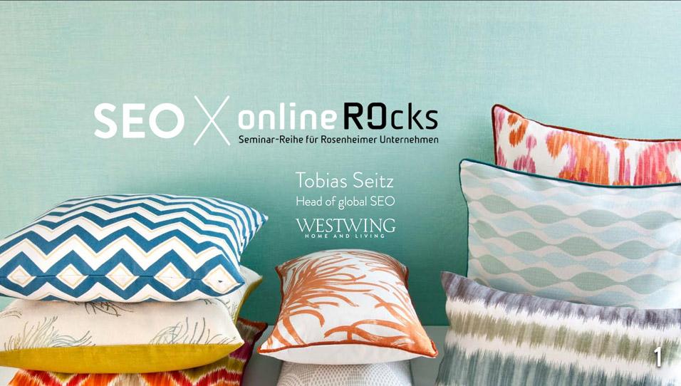 Westwing SEO Tobias Seitz