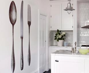 Wandtattoo Küche: Jetzt bis zu -70% sparen | WESTWING