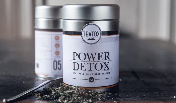 TEATOX Power Detox