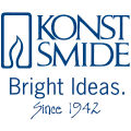 Logo-Konstsmide Bright Ideas since 1942-blau