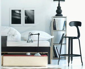 polsterliege mit bettkasten bis zu 70 westwing. Black Bedroom Furniture Sets. Home Design Ideas