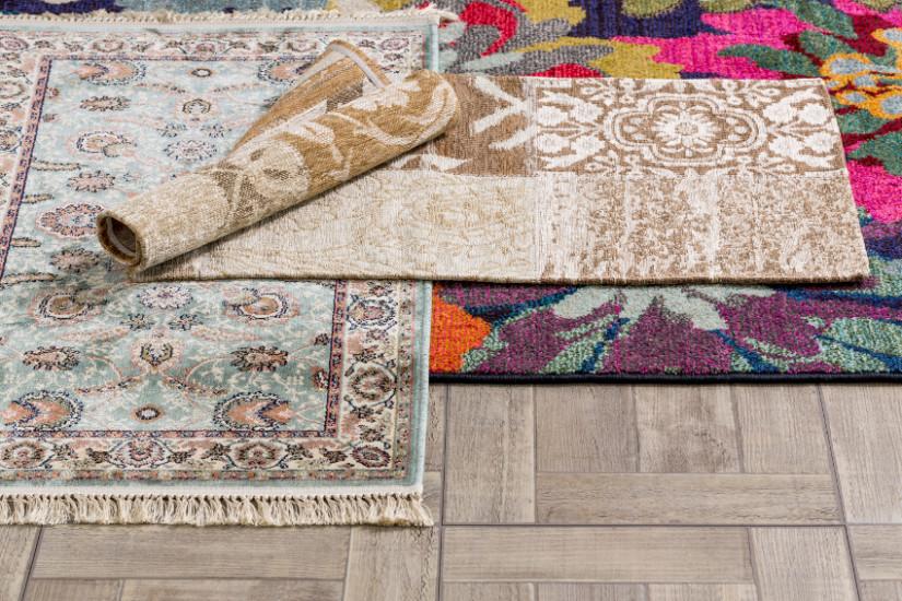 Schlafzimmer Deko mit tollen Teppichen