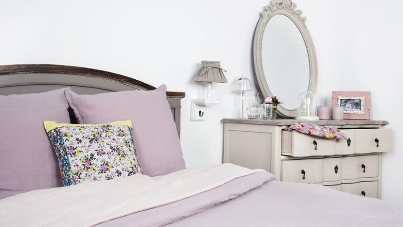 Landhausstil schlafzimmer rosa  Schlafzimmer Landhausstil bei WESTWING Deutschland