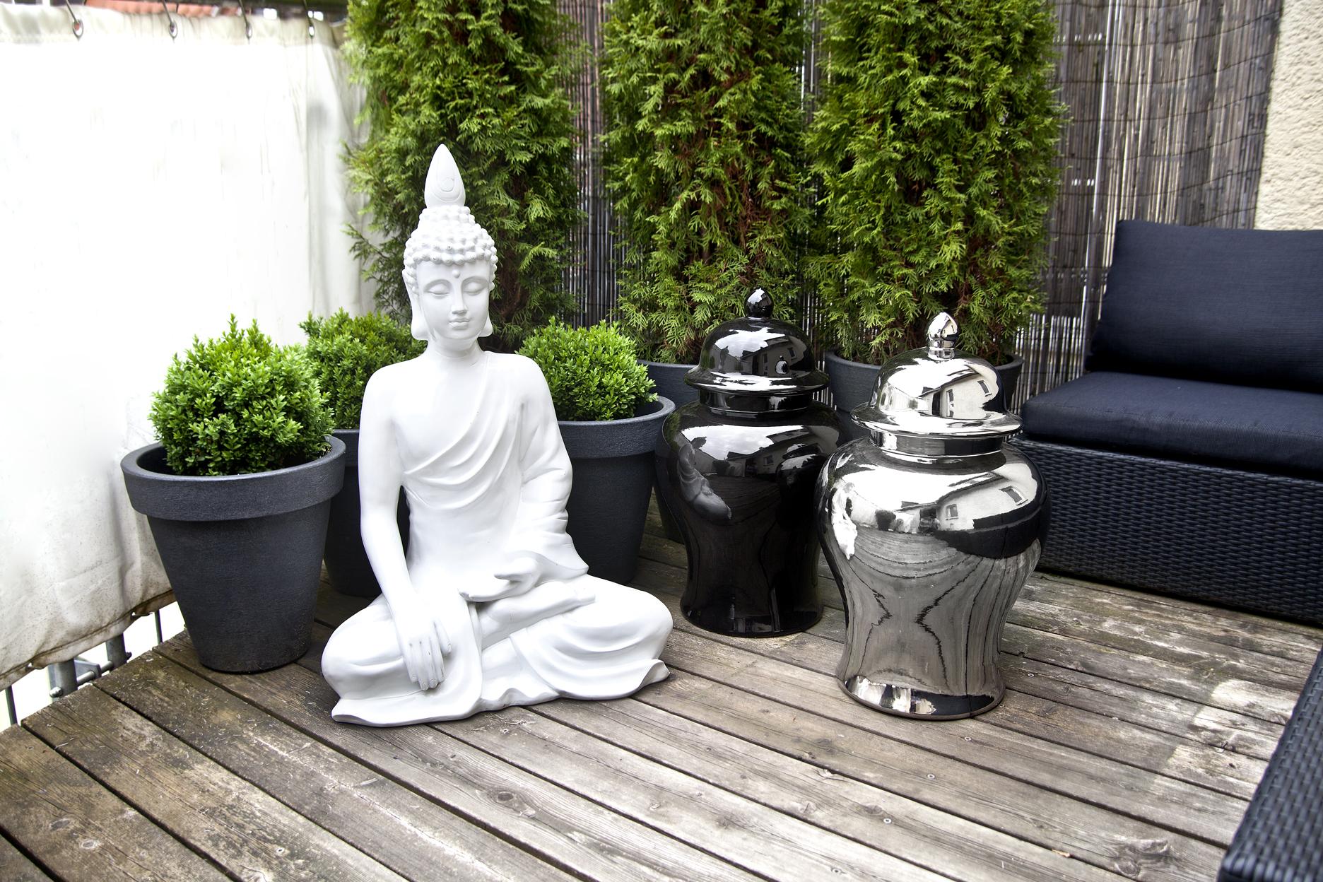 Neu Deko Im Garten Schema