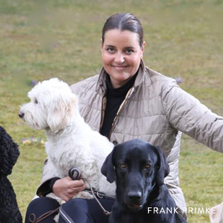 Simone Schröder Christmas Cookies for Dogs