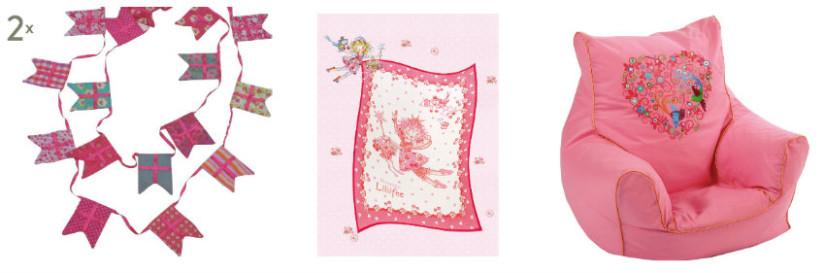 Babyzimmer Mädchen rosa Produkte