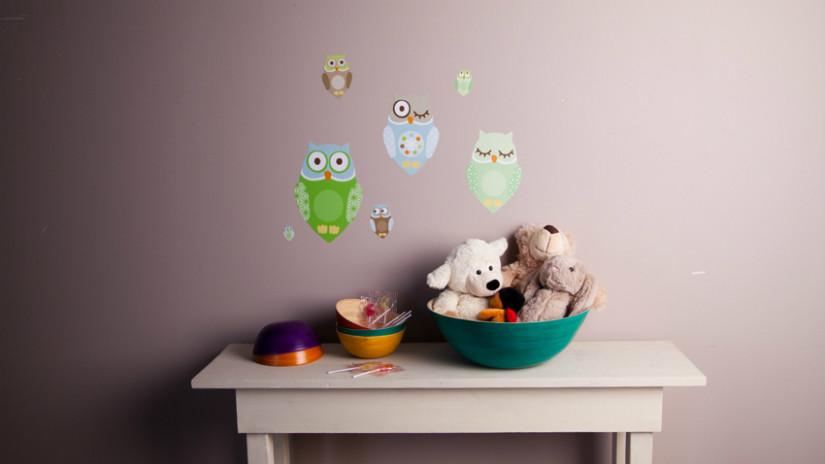 kleine kinderzimmer sch ne inspirationen bei westwing. Black Bedroom Furniture Sets. Home Design Ideas