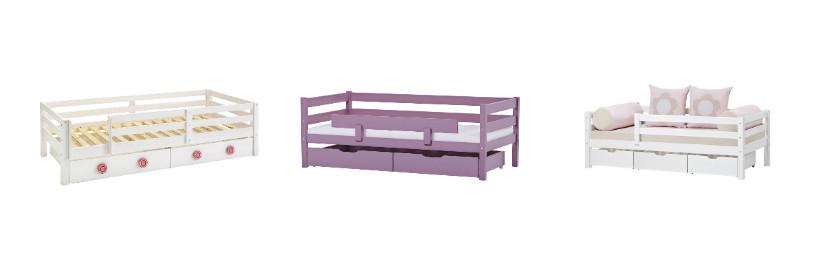 Betten für das kleine Kinderzimmer
