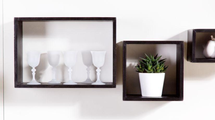 regal schwarz bis zu 70 reduziert hier bei westwing. Black Bedroom Furniture Sets. Home Design Ideas