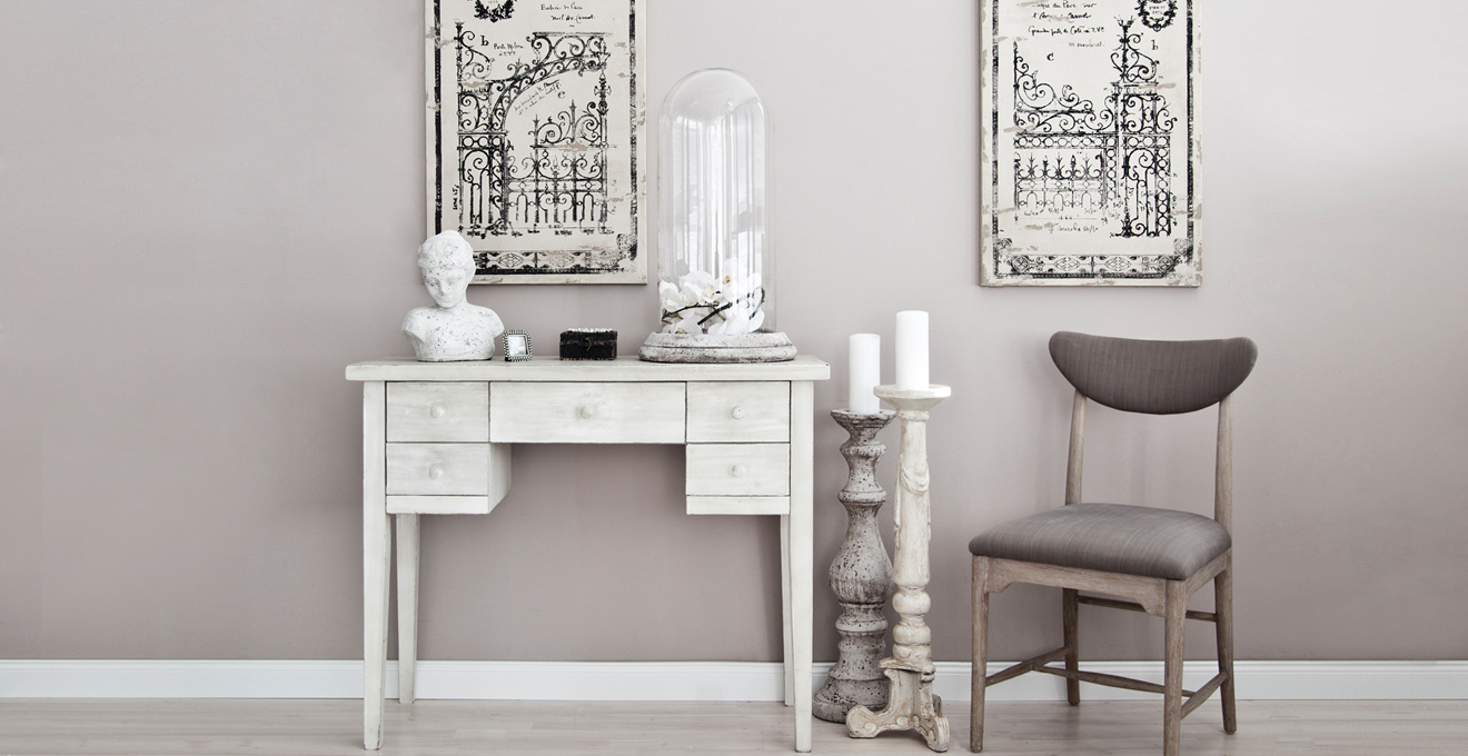 shabby chic gar nicht sch big sondern stylisch westwing. Black Bedroom Furniture Sets. Home Design Ideas