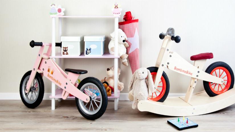 Spielzimmer einrichten mit Spielzeug