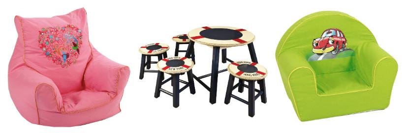 Spielzimmer einrichten mit Sitzgruppe