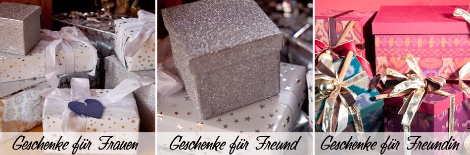 Geschenke für...